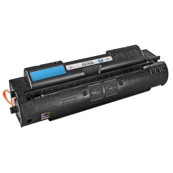 Remanufactured Replacement Cyan Laser Toner for HP 640A
