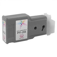 Canon (PFI-206PM) Photo Magenta Compatible Ink Cartridge, 5308B001