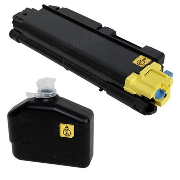TK-5152Y Yellow Toner for Kyocera Mita