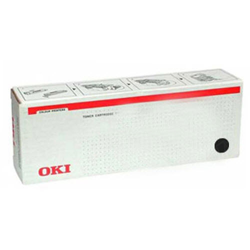 OEM Okidata 45536424 Black Toner Cartridge