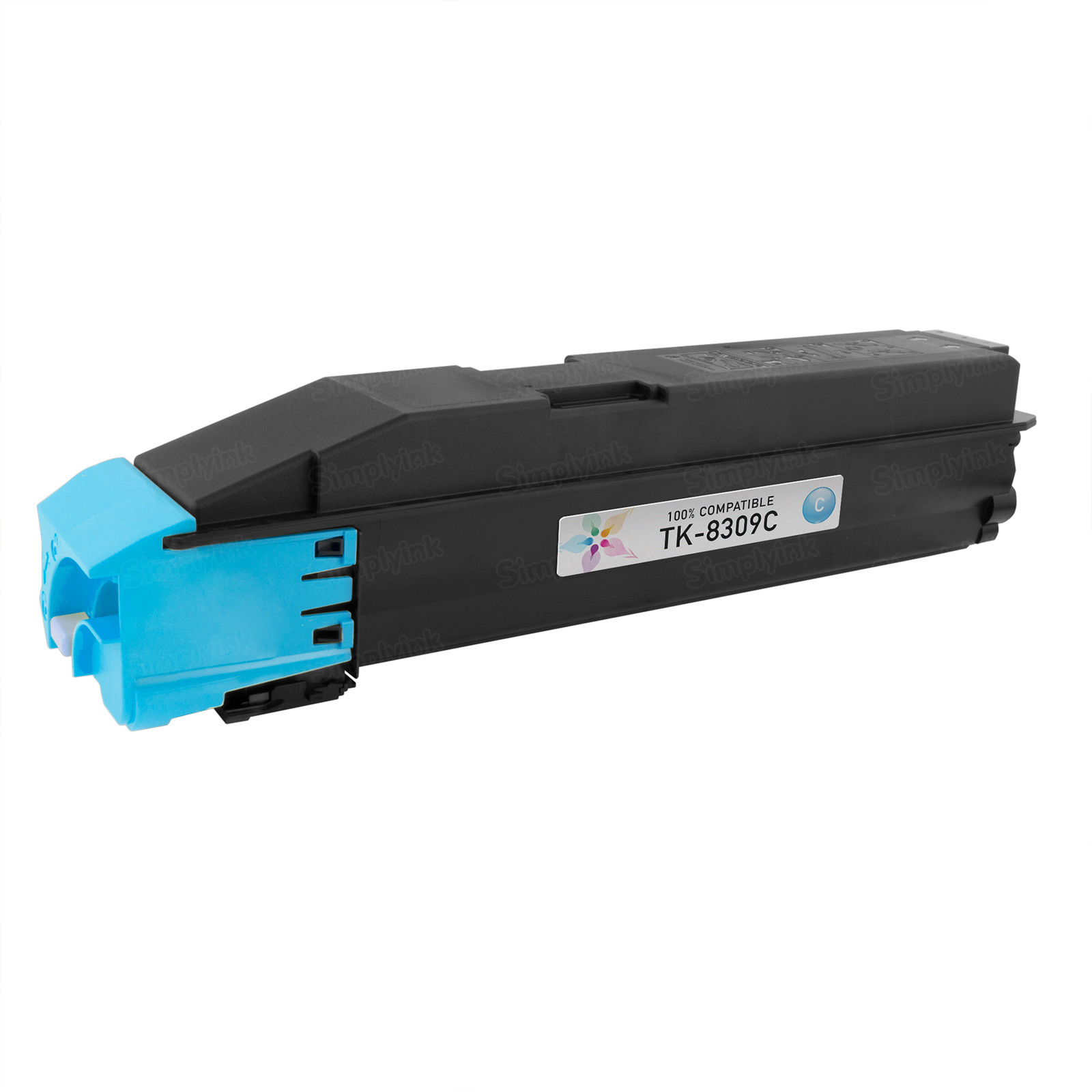 Kyocera Compatible TK-8309C Cyan Toner Cartridge