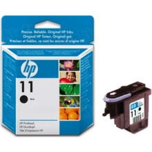 Original HP 11 Black Printhead in Retail Packaging (C4810A)