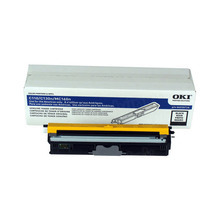 Original High Yield Black Laser Toner Cartridge for Okidata 44250716 2.5K Page Yield