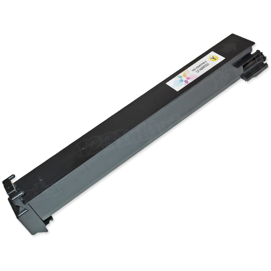 Compatible Konica-Minolta Bizhub C353 Yellow Toner Cartridge