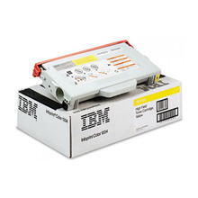 IBM OEM High Yield Yellow 75P5429 Toner Cartridge