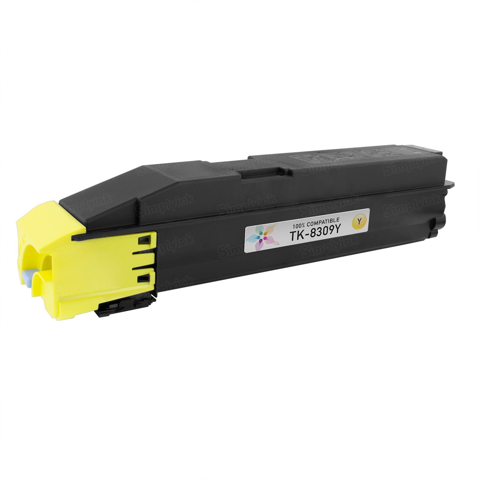 Kyocera Compatible TK-8309Y Yellow Toner Cartridge