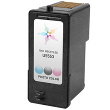 Remanufactured J4844 / U5553 (Series 5) Photo Ink Cartridge for Dell Photo All-in-One