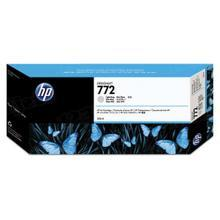Original HP 772 Light Gray Ink Cartridge in Retail Packaging (CN634A) Extra High-Yield