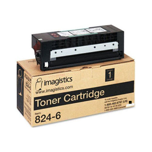 OEM Imagistics 824-6 Black Toner Cartridge