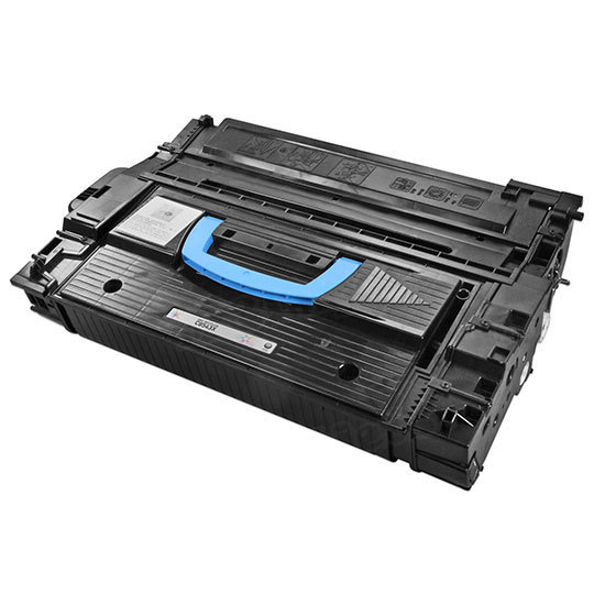 Remanufactured Replacement Black Laser Toner for HP 43X