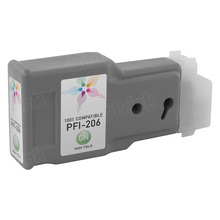 Canon (PFI-206G) Green Compatible Ink Cartridge, 5310B001