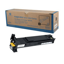 Konica Minolta A06V133 OEM High Yield Black Toner