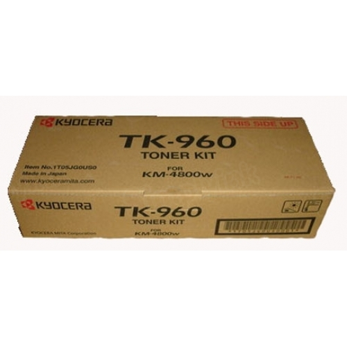 TK-960 Black Toner for Kyocera Mita