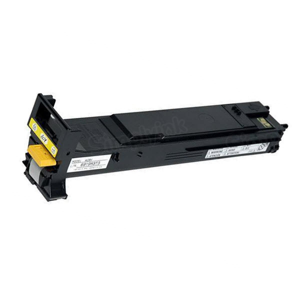 A06V233 High Yield Yellow Toner for Konica Minolta