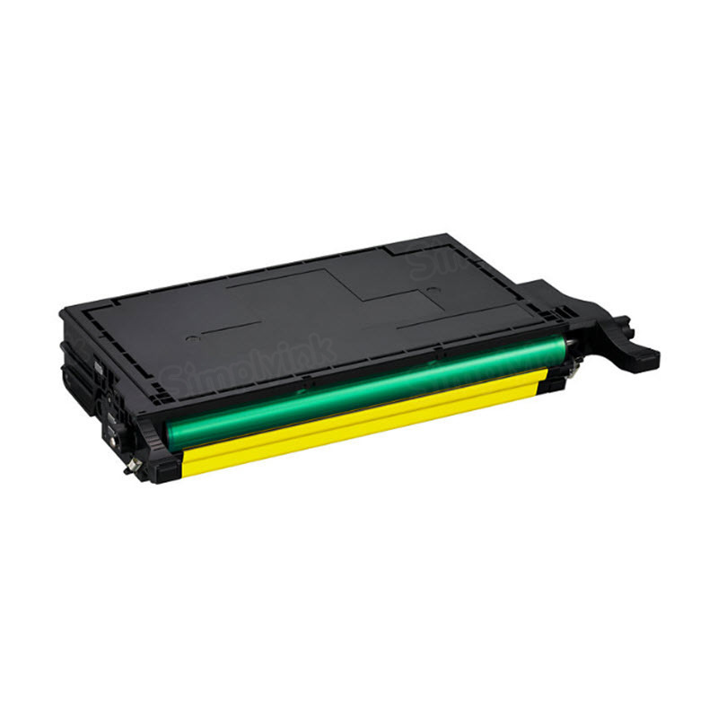 Samsung CLT-Y508L High Yield Yellow Toner