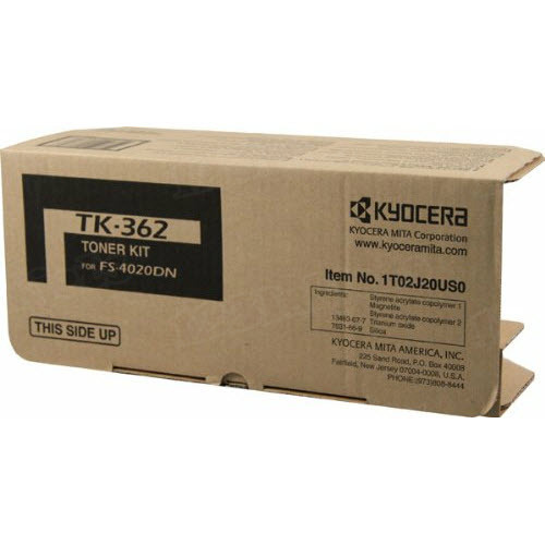 OEM Kyocera-Mita TK-362 Black Toner Cartridge