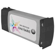 Remanufactured Replacement Ink Cartridge for Hewlett Packard CH615A (HP 789) Black