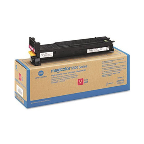A06V333 High Yield Magenta Toner for Konica Minolta