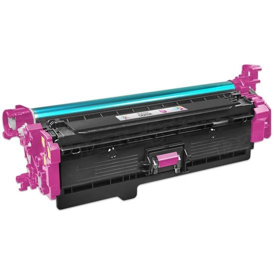 Remanufactured Replacement Magenta Laser Toner for HP 504A