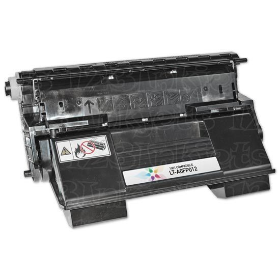 Remanufactured A0FP012 High Yield Black Toner Cartridge for Konica-Minolta