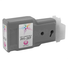 Canon (PFI-207M) Magenta Compatible Ink Cartridge, 8791B001