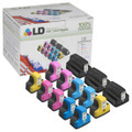 Remanufactured Bulk Ink Set to Replace HP 02 Series