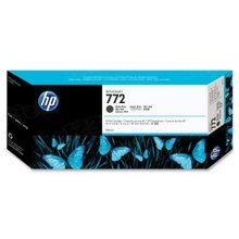 Original HP 772 Matte Black Ink Cartridge in Retail Packaging (CN635A) Extra High-Yield