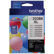 OEM LC203BK for Brother High Yield Black Ink Cartridge