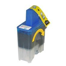 Compatible Brother LC41C Cyan Ink Cartridges