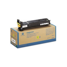 Konica Minolta A0DK232 OEM High Yield Yellow Toner