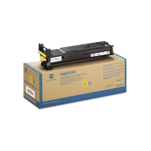 A0DK232 High Yield Yellow Toner for Konica Minolta