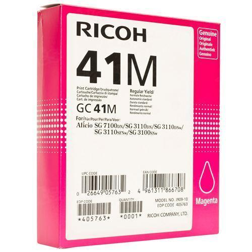 OEM 405763 Magenta ink for Ricoh