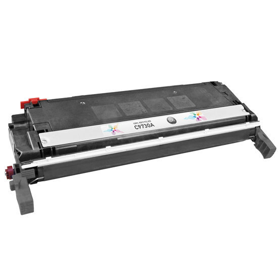 Remanufactured Replacement Black Laser Toner for HP 645A