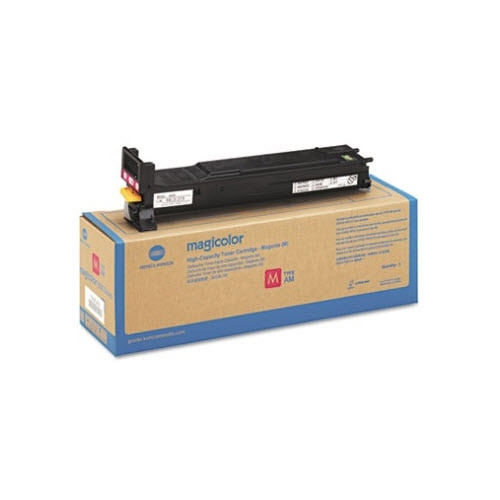 A0DK332 High Yield Magenta Toner for Konica Minolta
