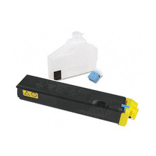 Kyocera-Mita OEM Yellow TK-502Y Toner Cartridge
