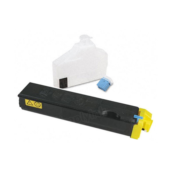 OEM Kyocera-Mita TK-502Y Yellow Toner Cartridge