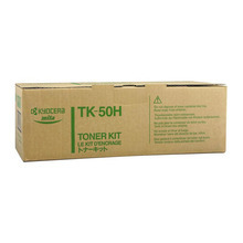 Kyocera-Mita OEM Black TK-50H Toner Cartridge