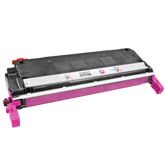 Remanufactured Replacement Magenta Laser Toner for HP 645A
