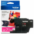 Brother LC71M Magenta OEM Ink Cartridge