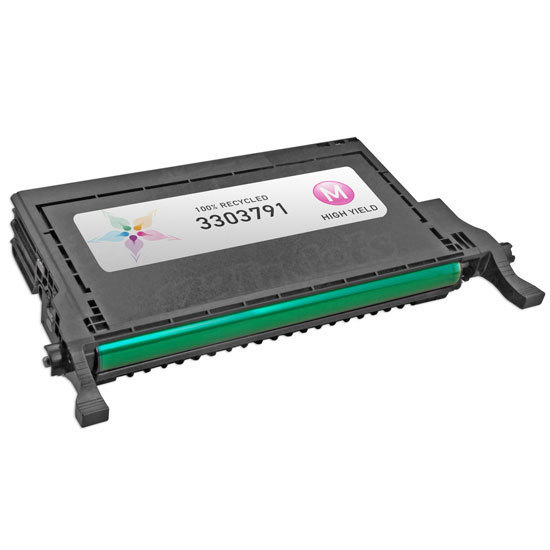 Refurbished Alternative for G537N HY Magenta Toner for the Dell 2145cn