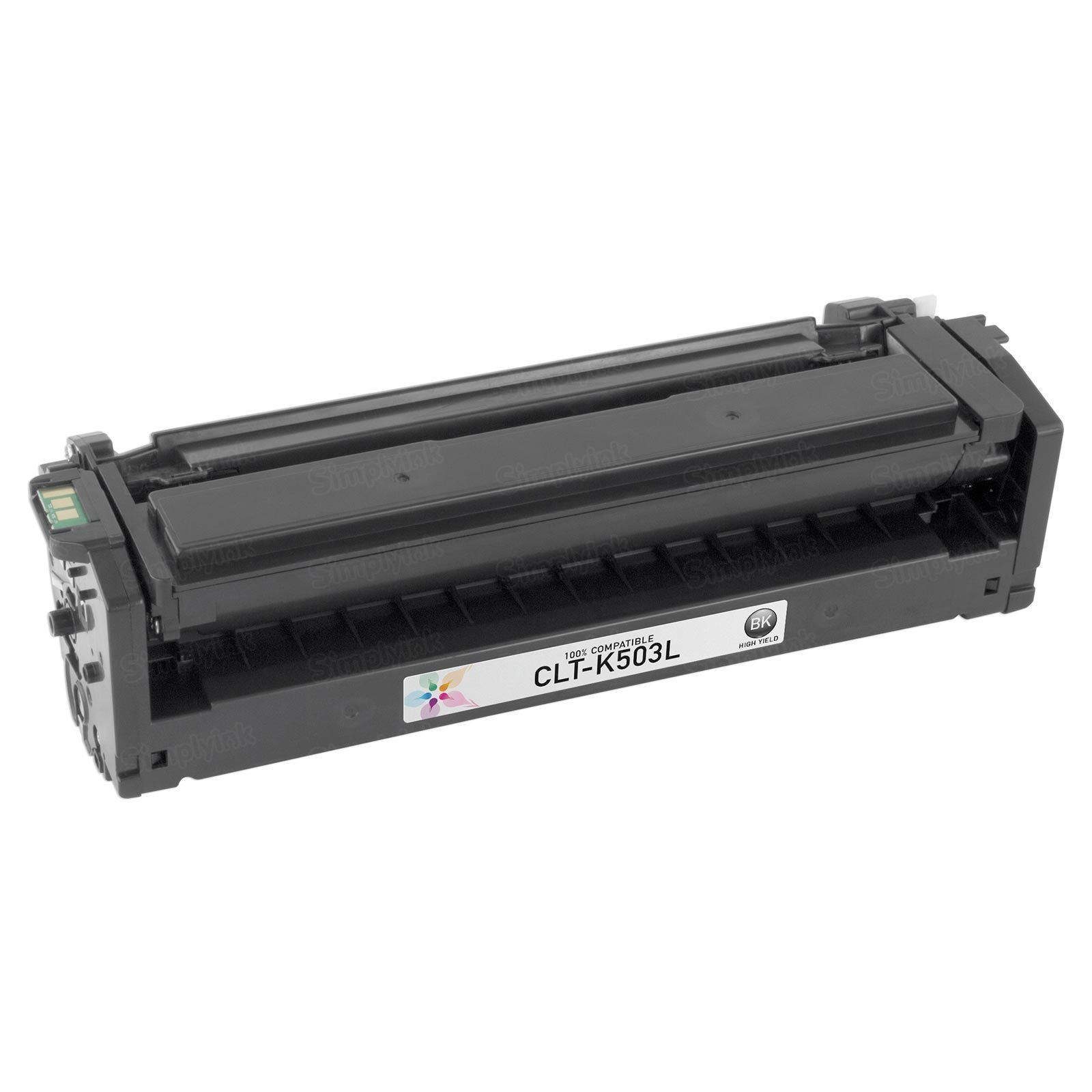 Compatible High Yield Black Toner for Samsung K503L
