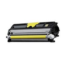Konica Minolta A0V306F OEM High Yield Yellow Toner
