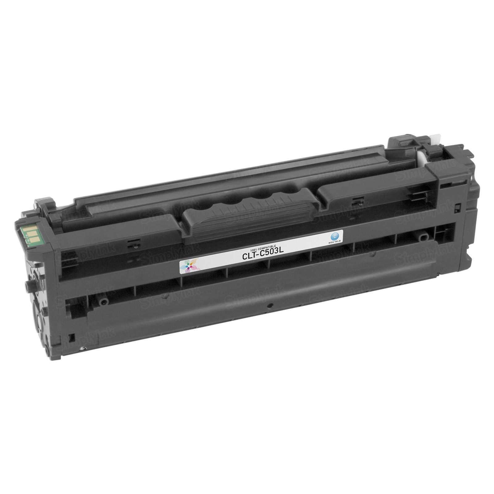 Compatible High Yield Cyan Toner for Samsung C503L