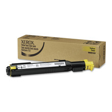 Xerox 006R01267 (6R1267) Yellow OEM Laser Toner Cartridge