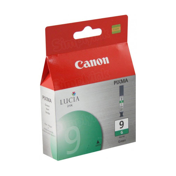 Canon PGI-9G Green OEM Ink Cartridge