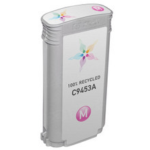 Remanufactured Replacement Ink Cartridge for Hewlett Packard C9453A (HP 70) Magenta