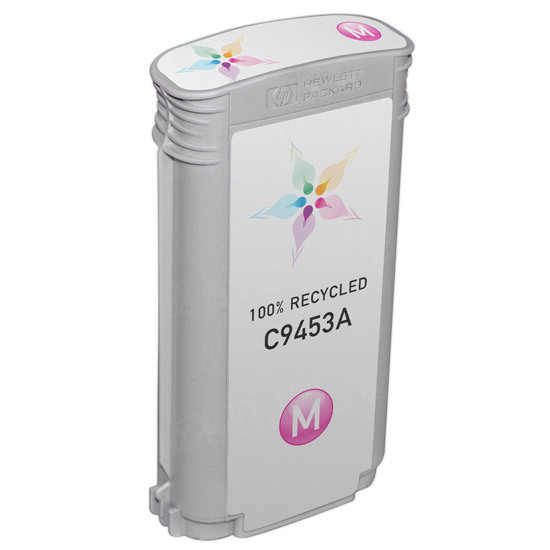Remanufactured Replacement Magenta Ink for HP 70