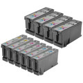 Lexmark Compatible 100XL HY Ink Set of 10