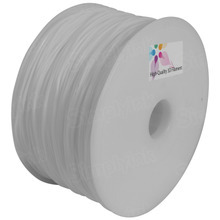 White 3D Printer Filament 1.75mm 1kg Nylon