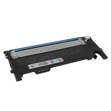 Compatible Replacement for Samsung CLT-C406S Cyan Laser Toner Cartridges 1K Page Yield